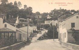 POSTAL  -PONTEVEDRA  -GALICIA  - LA CUESTIÑA - Pontevedra