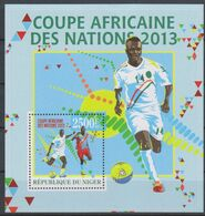 Soccer- Football - NIGER - S/S MNH - Otros