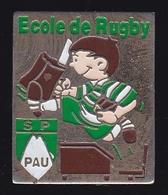 66757- Pin's. Rugby..Pau Béarn Pyrénées - Rugby