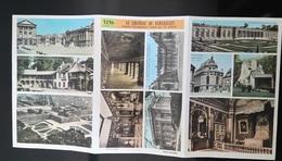 VIEUX PAPIERS - PLANCHE DOCUMENTAIRE DIDACTO PAR M. SABIN - LE CHATEAU DE VERSAILLES - Picture Cards