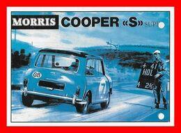 "CPSM/gf  AUTOMOBILE.  MORRIS Cooper ""S"" Super...I903 - Rallyes"