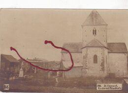( 08 ) -  Saint Clement Arnes   Carte Photo Allemande 1° Guerre - Frankreich