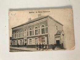 Carte Postale Ancienne WATERLOO La Maison Communale - Waterloo