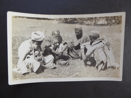 PICTURE VINTAGE [ORIGINAL PRINT] NOTE; WOUF UP, TRIBAL PEOPLE AROUND 1931 - Non Classés