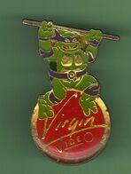 VIRGIN VIDEO *** TORTUES NINJA *** 035 - Cinema