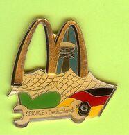 Pin's Mac Do McDonald's Service - Deutschland - 6C03 - McDonald's