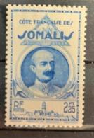 1939/40  Y Et T 186* - Côte Française Des Somalis (1894-1967)