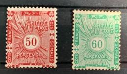 1915  Y Et T    T6/7* - Côte Française Des Somalis (1894-1967)
