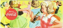 Ancien Buvard Coca Cola. - Softdrinks