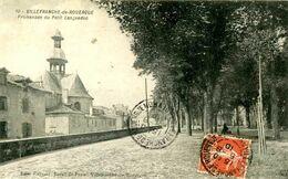 VILLEFRANCHE De ROUERGUE  = Promenade Du Petit Languedoc   1615 - Villefranche De Rouergue