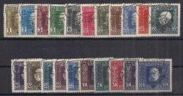 Autriche-Hongrie – Osterreich-Ungarn – N°1-21 Obl/used - Austria