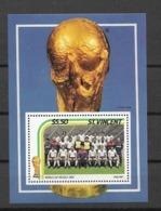 1986 MNH St Vincent - World Cup
