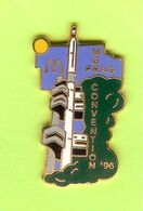 Pin's Mac Do McDonald's Prag Convention - 6C18 - McDonald's
