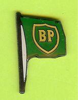 Pin's Carburant BP Drapeau - 6C19 - Carburants