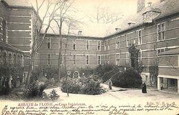 Abbaye De Flone - Cour Intérieure (Edit. W B Animée 1905) - Amay