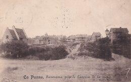 De Panne - Panorama Van Uit De Zeelaan - Uitg. Musica, De Panne 51 - De Panne