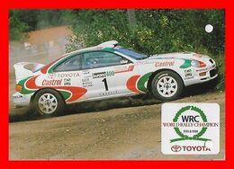 CPSM/gf  Sport Automobile. TOYOTA CELICA Turbo 4WD. World Rally Champion 1993 & 1994...J762 - Rallyes