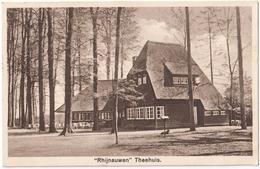 Rhijnauwen Theehuis - Holanda