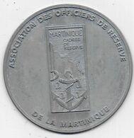 Médaille Association Des Officiers De Réserve De La Martinique - Médailles & Décorations