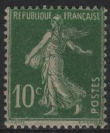 FR 1816 - FRANCE N° 159 Neuf* Semeuse Camée - 1906-38 Sower - Cameo
