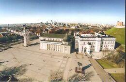 Vilnius Panorama - Lituania