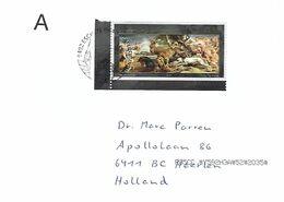 Liechtenstein 2020 Eschen Pieter Paul Rubens Painting Cover - Rubens