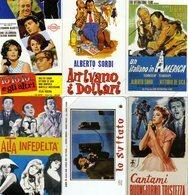 *ITALIA: IL TELEFONO E IL CINEMA* - Serie Completa NUOVA (MINT) (2^serie) - Pubbliche Tematiche