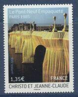 N° 4369 Le Pont-Neuf à Paris Faciale 1,35 € - Ungebraucht