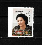 LOTE 2111 /// ESPAÑA 2019 - MONTSERRAT CABALLÉ  **MNH - 1931-Aujourd'hui: II. République - ....Juan Carlos I