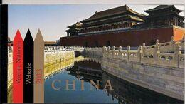 2013 UNO Wien Mi.MH 16**MNH  UNESCO-Welterbe: China - Cuadernillos/libretas
