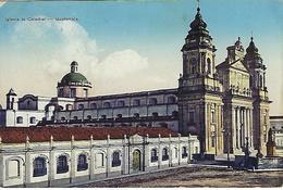 GUATEMALA - Iglesia La Catedral - Guatemale - 1939 - Guatemala