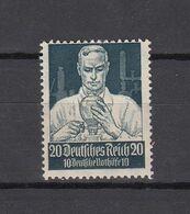 Deutsches Reich 1934, Mi.561, * MH - Nuevos