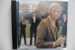 CD Le Meilleur De Nino Ferrer - Best Of Mirza Les Cornichons Le Téléfon Oh Hé Hein Bon Je Veux être Noir - Compilation - Disco, Pop