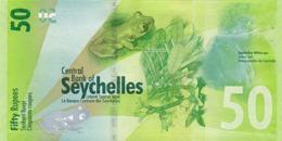 SEYCHELLES P. 49 50 R 2016 UNC - Seychellen