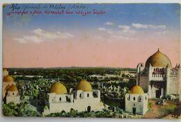 C. P. A. Color : Arabie Séoudite : Vue Générale De MEDINE, In 1920 - Saudi Arabia