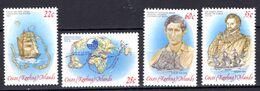 1981 - ISOLE COCOS -  Mi.  Nr. 61/64 - NH - (K-EA.30) - Cocos (Keeling) Islands