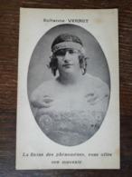 L30/140 CIRQUE NOUVEAU . RUE ST HONORE. Sultane Vernet . La Reine Des Phénoménes - Zirkus