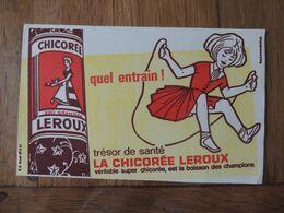 LA CHICOREE LEROUX TRESOR DE SANTE - FILLETTE CORDE A SAUTER - Blotters