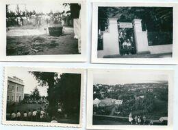 Photo Originale Ile De La Réunion Lot De 35 Photos Diverses Cilaos, St Gilles, St Pierre, Bateau, Cocotier Etc... (Fin) - Places