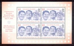 Solomon Islands - Salomon-Inseln 2004 - Michel Nr. 1149 ** Kleinbogen - Salomoninseln (Salomonen 1978-...)