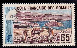 Cote Des Somalies PA 44  Ghoubet Kharab N** MNH - Côte Française Des Somalis (1894-1967)