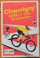 Cyclisme :  Tour De France 2020, Chauvigny , Ville Départ - Radsport
