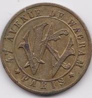 Jeton Kermesse Wagram PARIS - Monetary / Of Necessity
