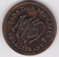 Jeton AZED Publicitaire - Monetary / Of Necessity