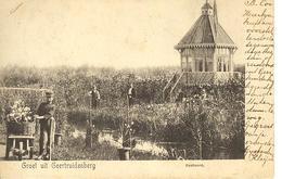 Geertruidenberg Rustoord Theekoepel OUD! 2760 - Geertruidenberg