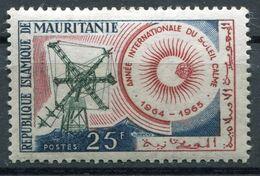 Mauritania (1964) - Anno Internazionale Del Sole Calmo ** - Mauritania (1960-...)