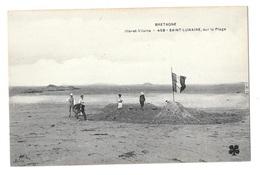 (27752-35) Saint Lunaire - Sur La Plage - Saint-Lunaire