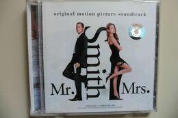 CD Mr. And Mrs. Smith - BO Du Film De 2005 Avec Brad Pitt Et Angelina Jolie - Musique De Films