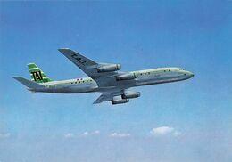 Aviation Avion Jet DC8 TAI La Route De Tahiti CPM - 1946-....: Ere Moderne