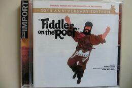 CD Musical Fiddler On The Roof Comédie Musicale Américaine Le Violon Sur Le Toit - Très RARE ! - Musicals